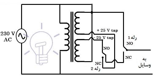 تثبیت کننده ولتاژ